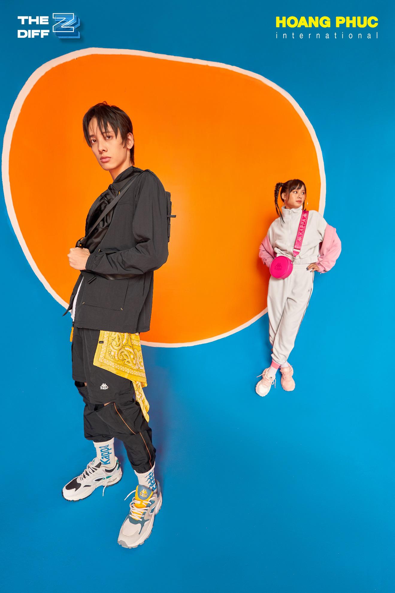 Tự tin và khác biệt cùng THE DIFF Z - Bộ ảnh thời trang Tết Tân Sửu 2021 từ HOANG PHUC International hợp tác cùng stylist của Binz - Ảnh 4.