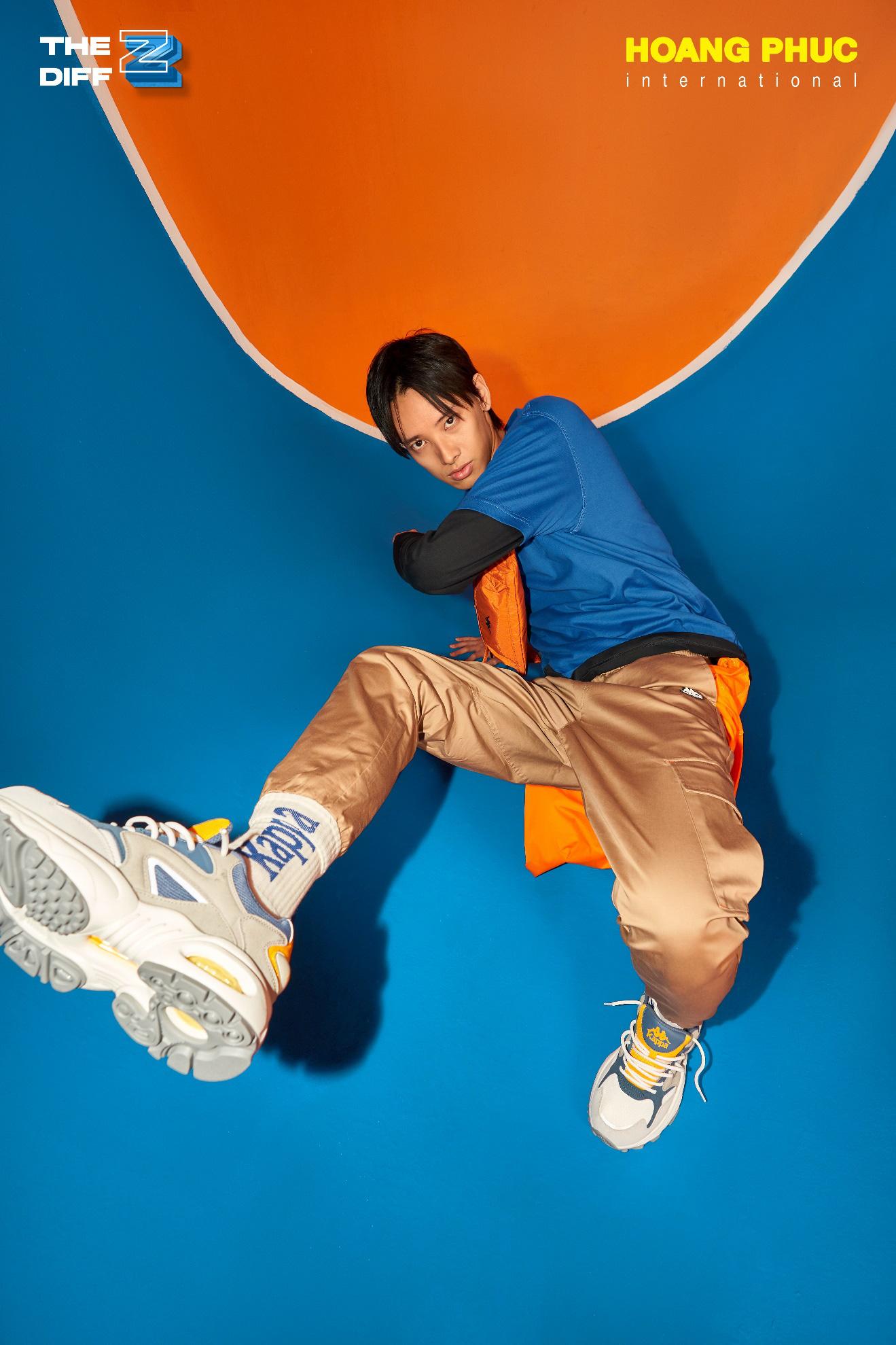 Tự tin và khác biệt cùng THE DIFF Z - Bộ ảnh thời trang Tết Tân Sửu 2021 từ HOANG PHUC International hợp tác cùng stylist của Binz - Ảnh 6.