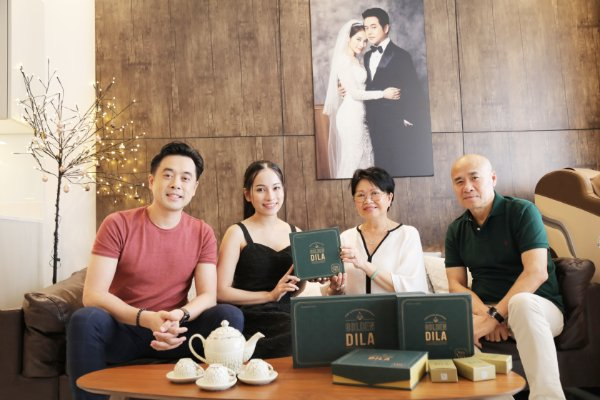 GoldenDila món quà sức khỏe ý nghĩa nhất Tết Tân Sửu 2021 - Ảnh 1.