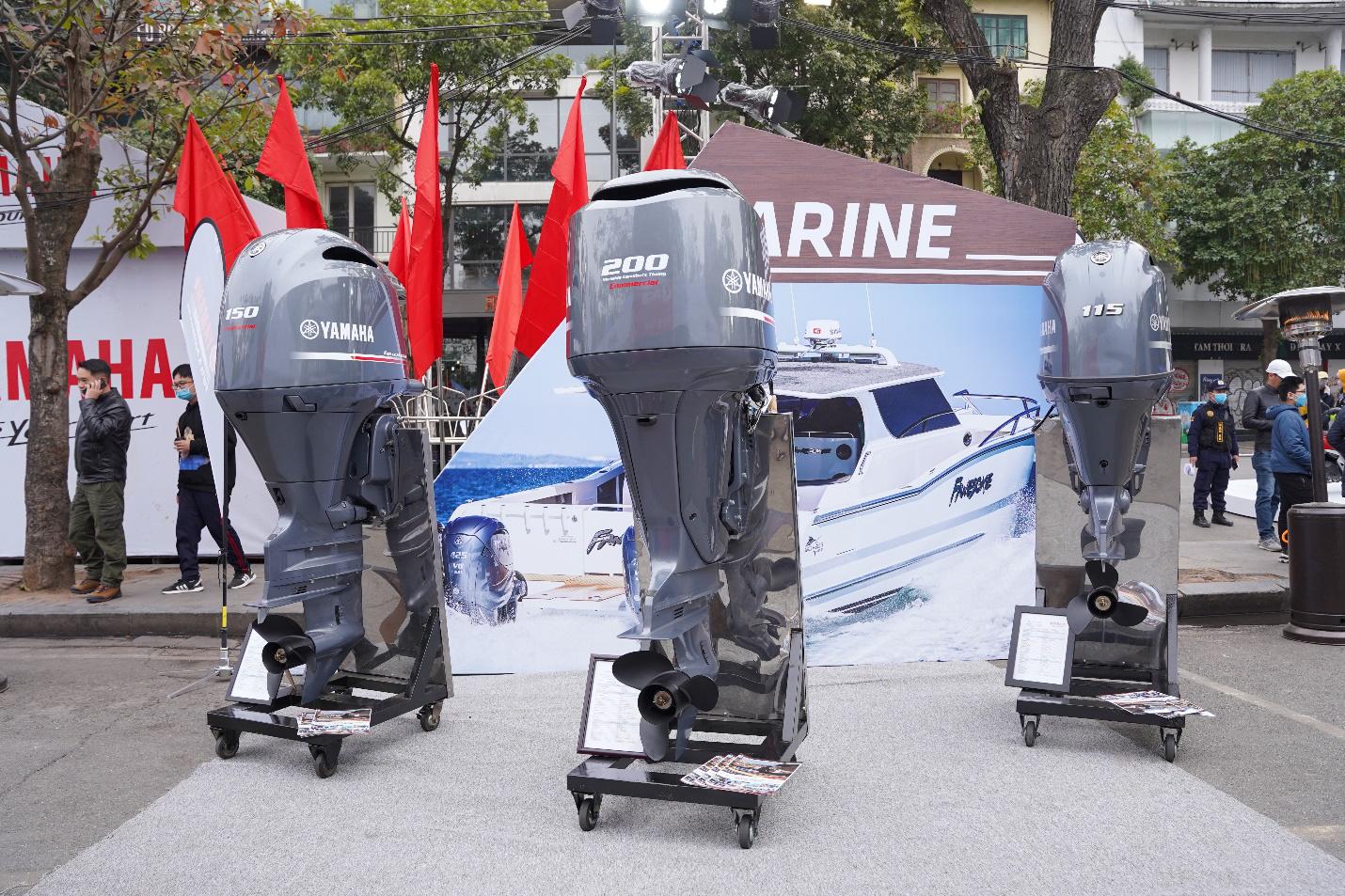 Yamaha Motor tiên phong tạo ra triển lãm motor show theo phong cách riêng chưa từng có tại Việt Nam - Ảnh 6.