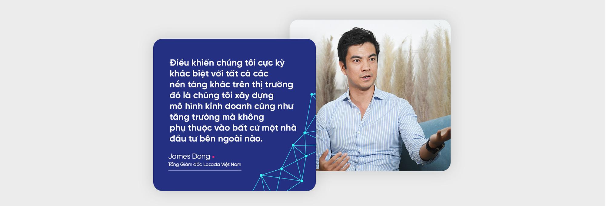 CEO Lazada Việt Nam dự báo gì về cuộc đua cạnh tranh của các sàn thương mại điện tử? - Ảnh 3.