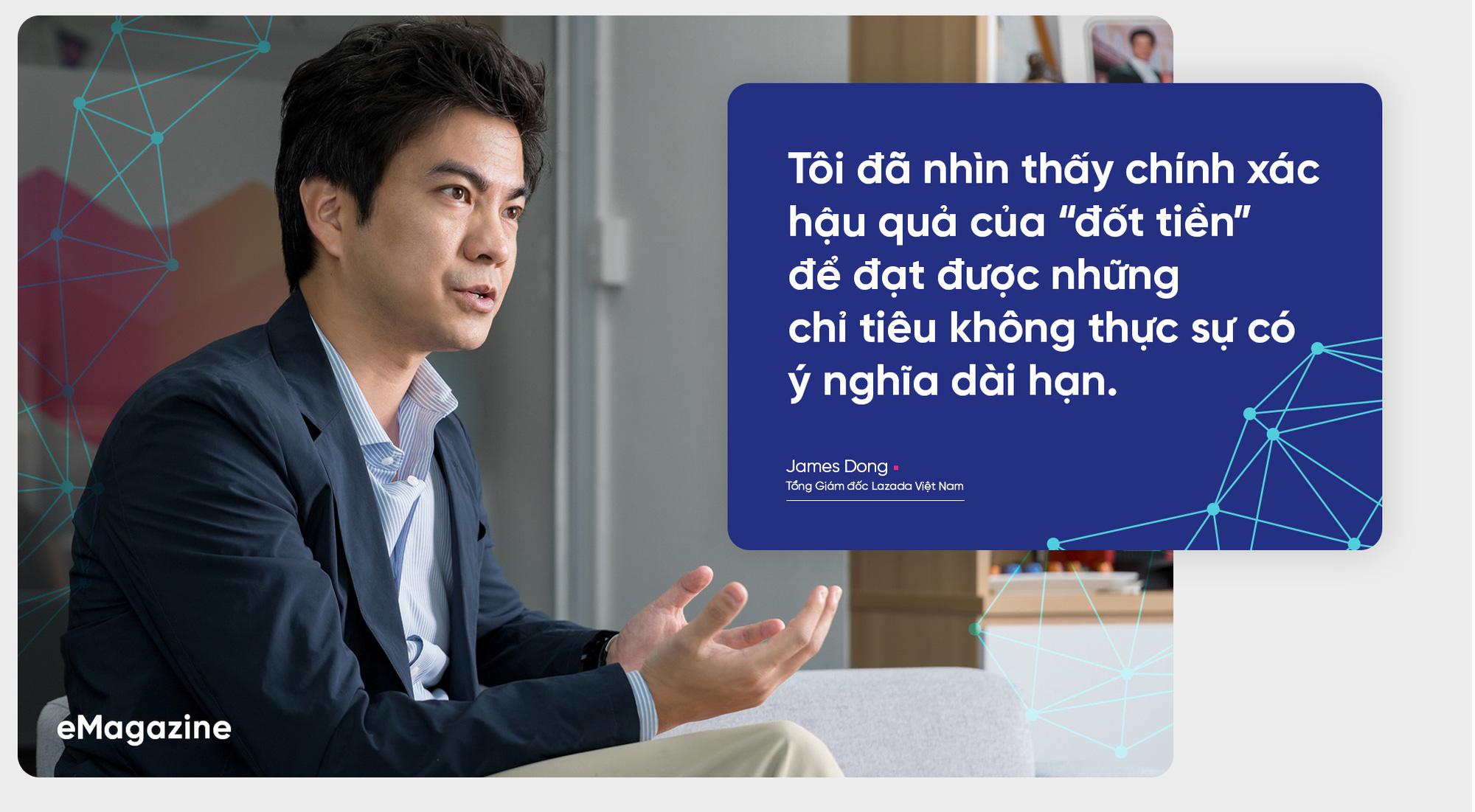 CEO Lazada Việt Nam dự báo gì về cuộc đua cạnh tranh của các sàn thương mại điện tử? - Ảnh 4.