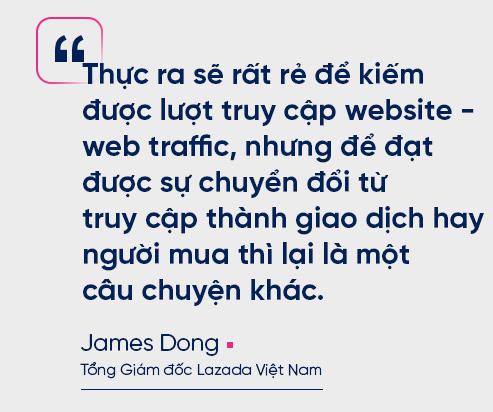 CEO Lazada Việt Nam dự báo gì về cuộc đua cạnh tranh của các sàn thương mại điện tử? - Ảnh 7.