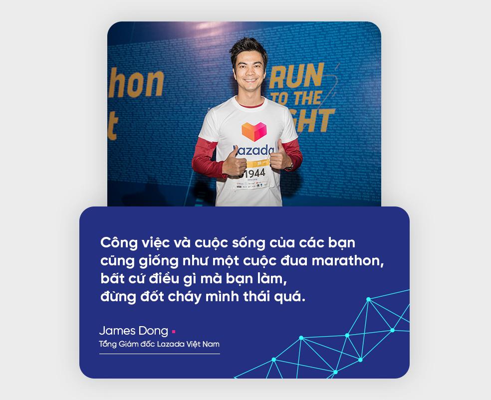 CEO Lazada Việt Nam dự báo gì về cuộc đua cạnh tranh của các sàn thương mại điện tử? - Ảnh 8.