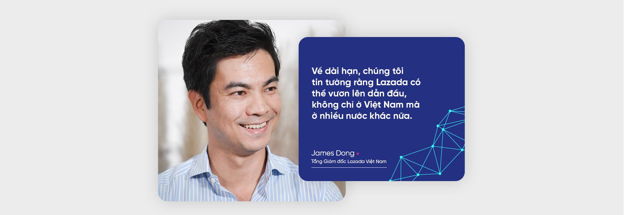 CEO Lazada Việt Nam dự báo gì về cuộc đua cạnh tranh của các sàn thương mại điện tử? - Ảnh 13.