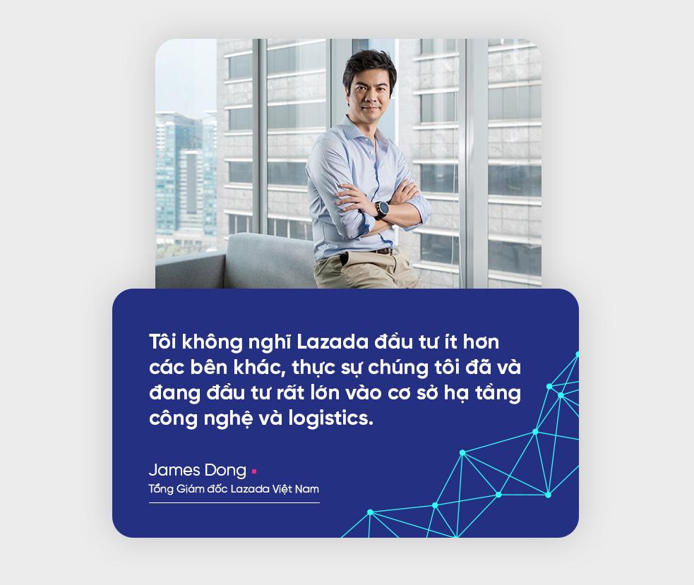 CEO Lazada Việt Nam dự báo gì về cuộc đua cạnh tranh của các sàn thương mại điện tử? - Ảnh 16.