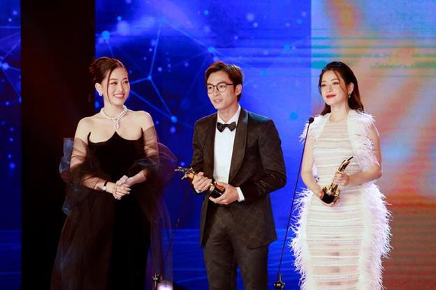 Binz, Jack và Võ Đăng Khoa tranh tài tại Giải thưởng Truyền hình châu Á lần thứ 25 - Ảnh 1.