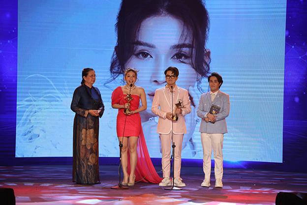 Binz, Jack và Võ Đăng Khoa tranh tài tại Giải thưởng Truyền hình châu Á lần thứ 25 - Ảnh 2.
