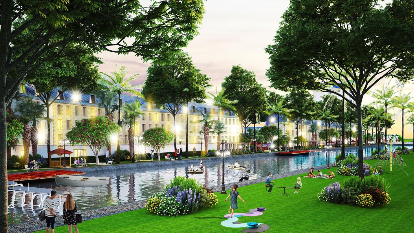 Giải mã những lý do khiến Phương Nam River Park hấp dẫn giới đầu tư - Ảnh 2.