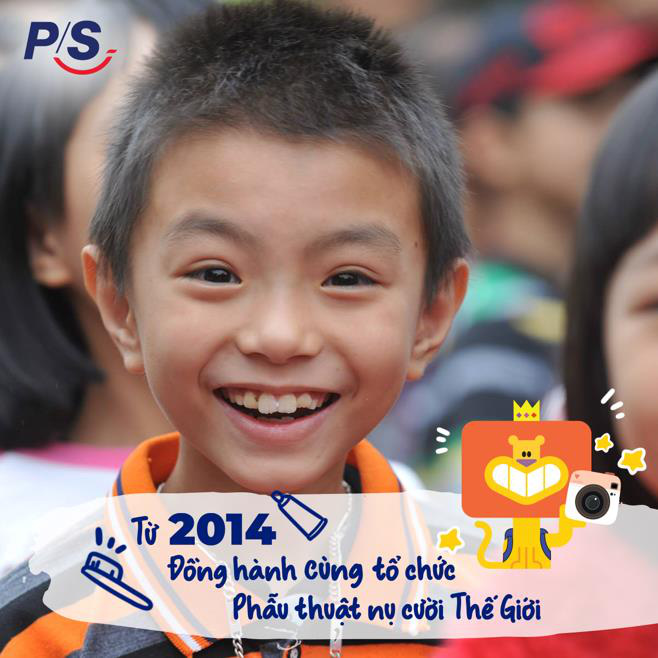 P/S và hành trình 2 thập kỷ bảo vệ nụ cười Việt Nam - Ảnh 2.