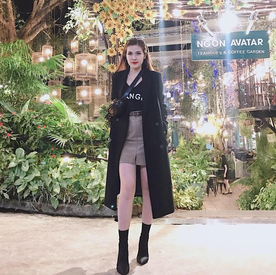 Shop Trang Nguyễn Gia Lai bắt trend xu hướng áo khoác dạ thu đông 2021 - Ảnh 3.