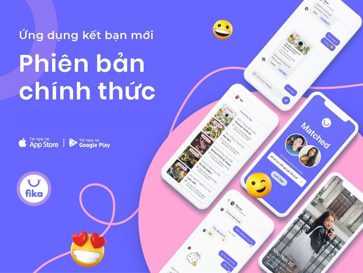 """Ứng dụng Fika """"tham vọng thay đổi cách kết nối của GenZ Việt như thế nào? - Ảnh 2."""