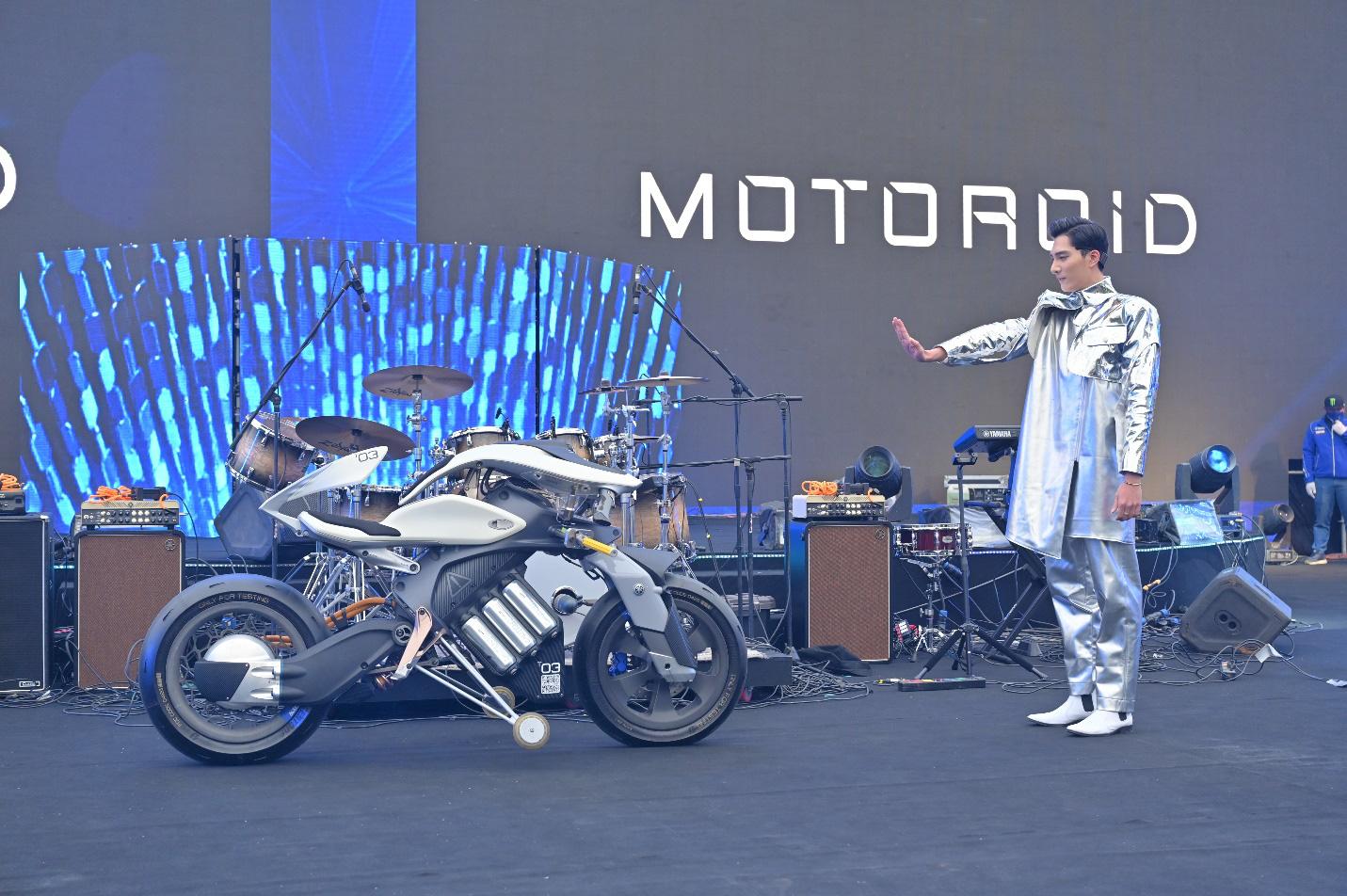 Yamaha Motor tiên phong tạo ra triển lãm motor show theo phong cách riêng chưa từng có tại Việt Nam - Ảnh 3.