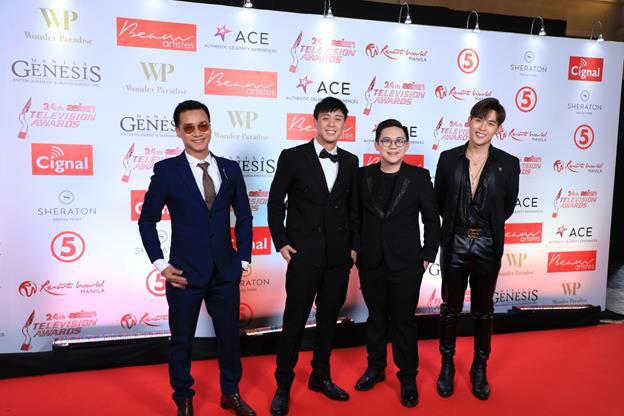 Binz, Jack và Võ Đăng Khoa tranh tài tại Giải thưởng Truyền hình châu Á lần thứ 25 - Ảnh 3.