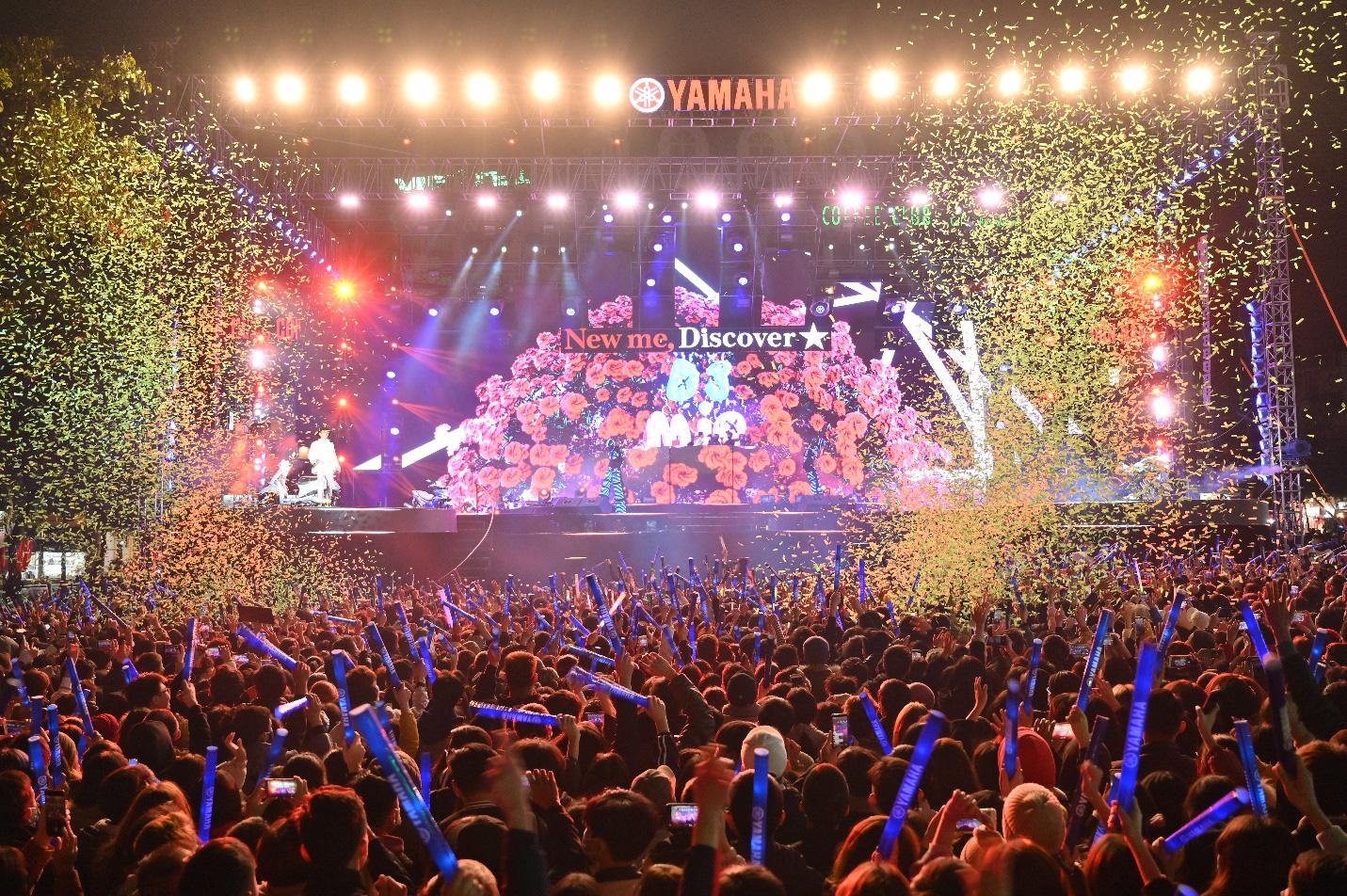 Yamaha Motor tiên phong tạo ra triển lãm motor show theo phong cách riêng chưa từng có tại Việt Nam - Ảnh 12.