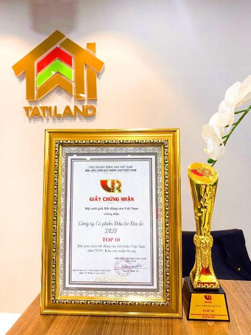 Tatiland ký kết phân phối độc quyền Nam Hoi An City - Ảnh 1.