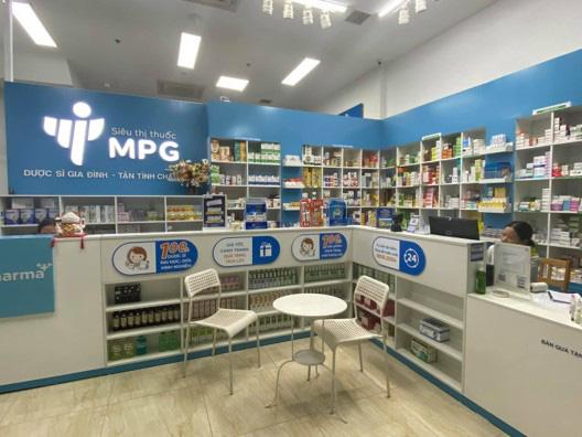 Siêu thị thuốc MPG – Tiên phong với mô hình dược sĩ gia đình tại Việt Nam - Ảnh 1.