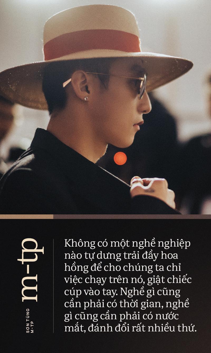 """Nói gì làm nấy, phát ngôn của nghệ sĩ Sơn Tùng M-TP chưa bao giờ chỉ là """"nói cho vui"""" - Ảnh 1."""