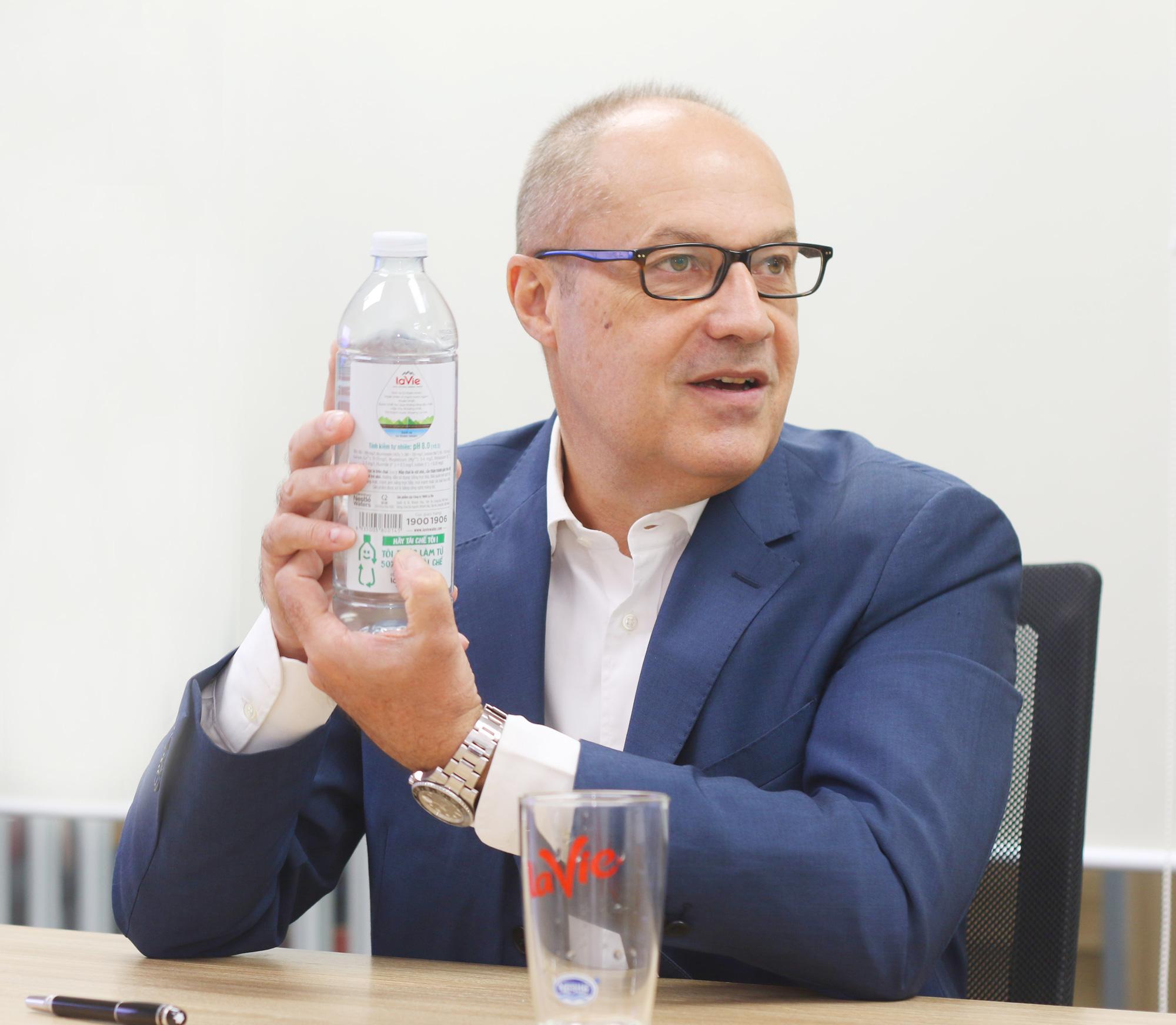 Tổng Giám đốc La Vie: Công ty hàng đầu không phải quy mô lớn hay nhỏ, mà phải can đảm đi đầu, mở đường thúc đẩy nền kinh tế tuần hoàn - Ảnh 4.