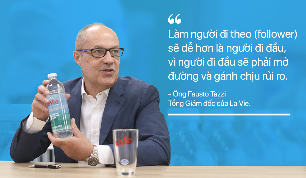 Tổng Giám đốc La Vie: Công ty hàng đầu không phải quy mô lớn hay nhỏ, mà phải can đảm đi đầu, mở đường thúc đẩy nền kinh tế tuần hoàn - Ảnh 11.
