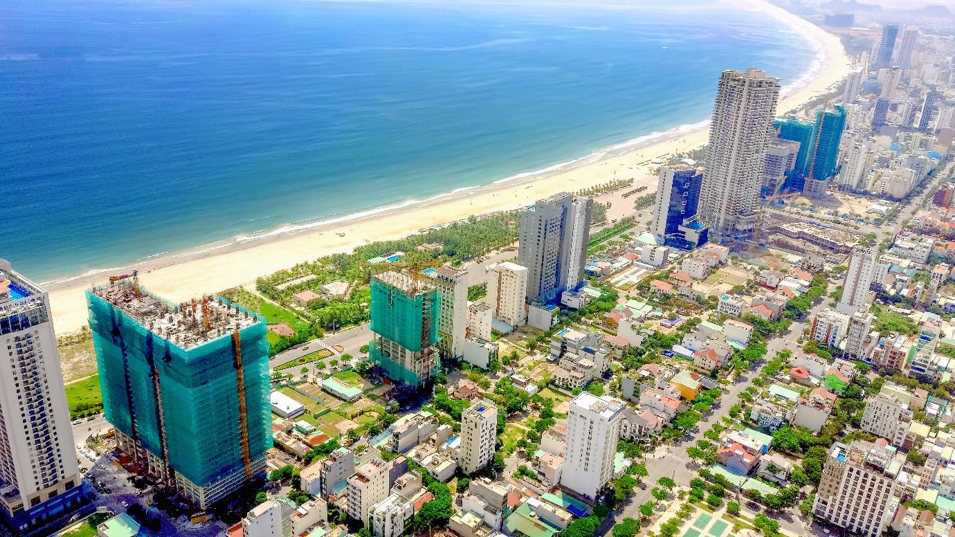 Kết quả hình ảnh cho Đà Nẵng dự kiến có thêm 2.100 căn hộ condotel vào cuối năm 2021