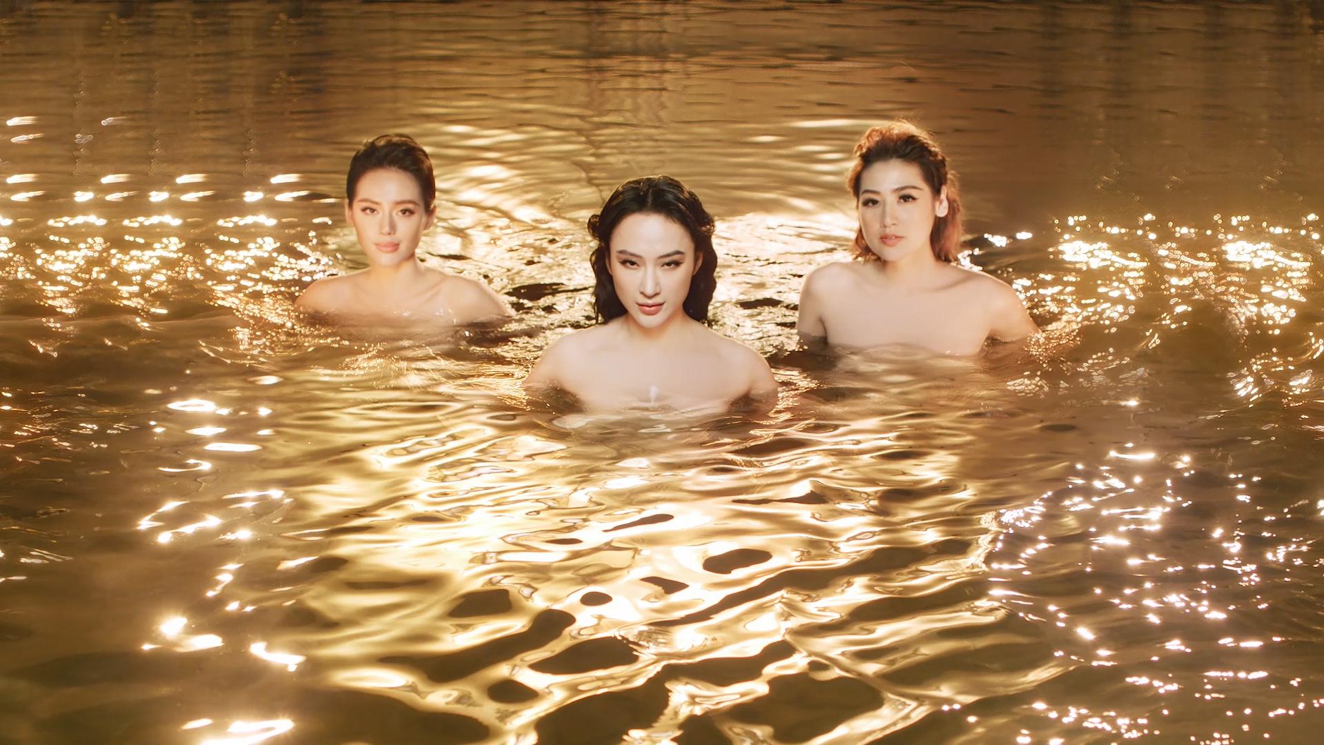 """Angela Phương Trinh chính thức trở lại, cạnh tranh """"nhan sắc nữ thần cùng Tú Anh và Khánh Linh - Ảnh 3."""