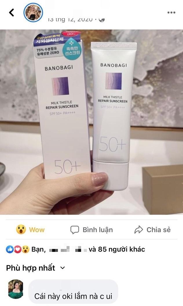 """Ít ai biết về dòng kem chống nắng phục hồi của Banobagi: Chẳng quảng cáo nhiều nhưng vẫn hot """"rần rần"""" - ảnh 3"""
