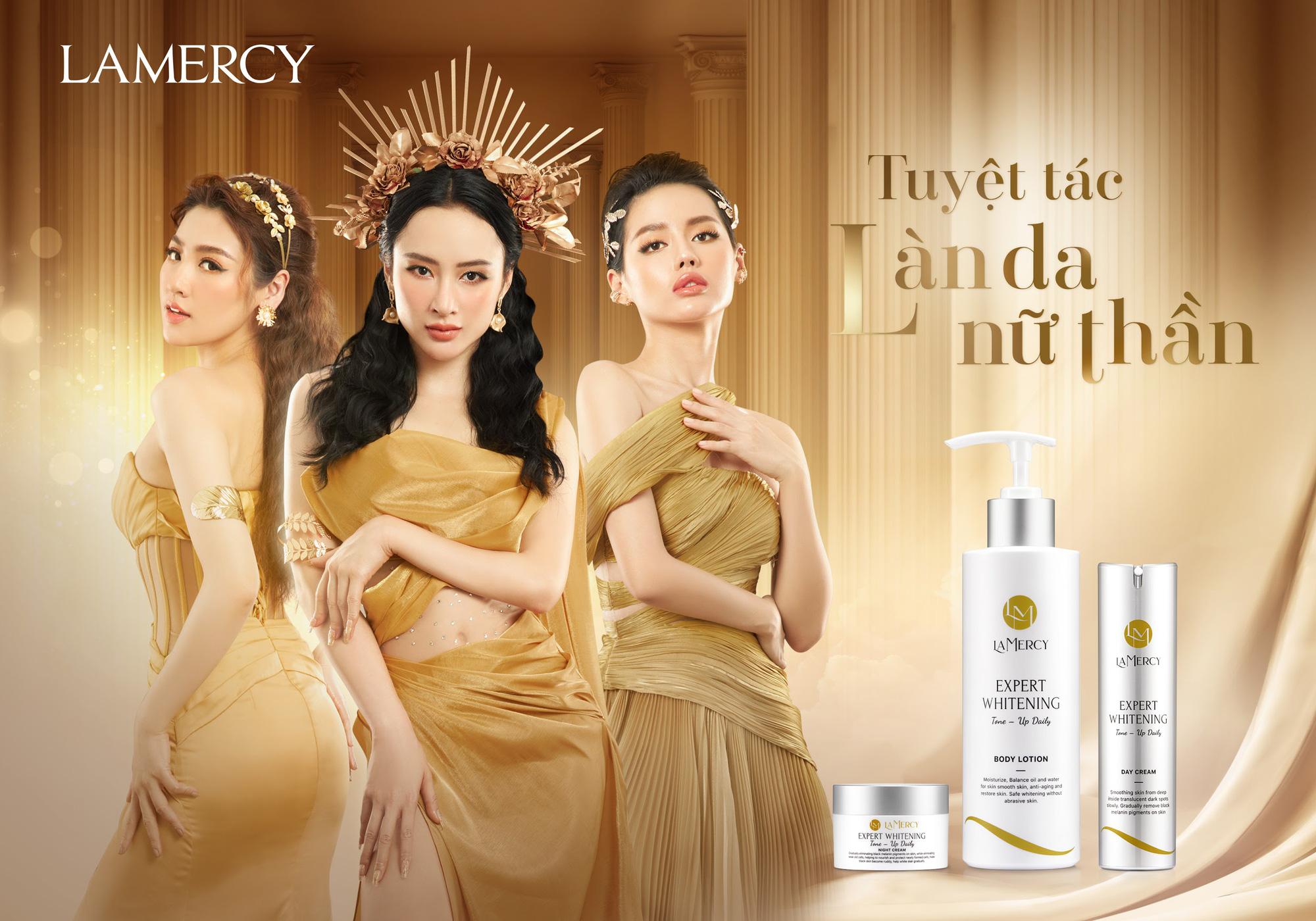 """Angela Phương Trinh chính thức trở lại, cạnh tranh """"nhan sắc nữ thần cùng Tú Anh và Khánh Linh - Ảnh 4."""