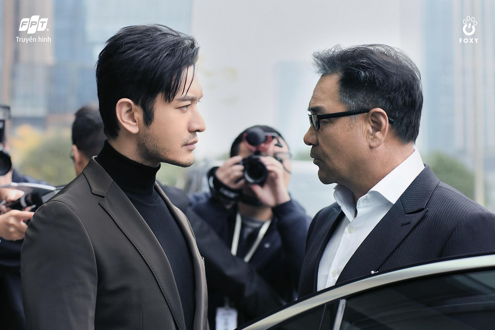 Tái ngộ Huỳnh Hiểu Minh trong bộ phim Lật Kèo ra mắt trên Truyền hình FPT - Ảnh 4.