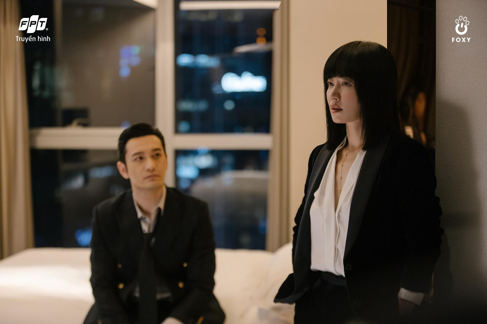 Tái ngộ Huỳnh Hiểu Minh trong bộ phim Lật Kèo ra mắt trên Truyền hình FPT - Ảnh 6.