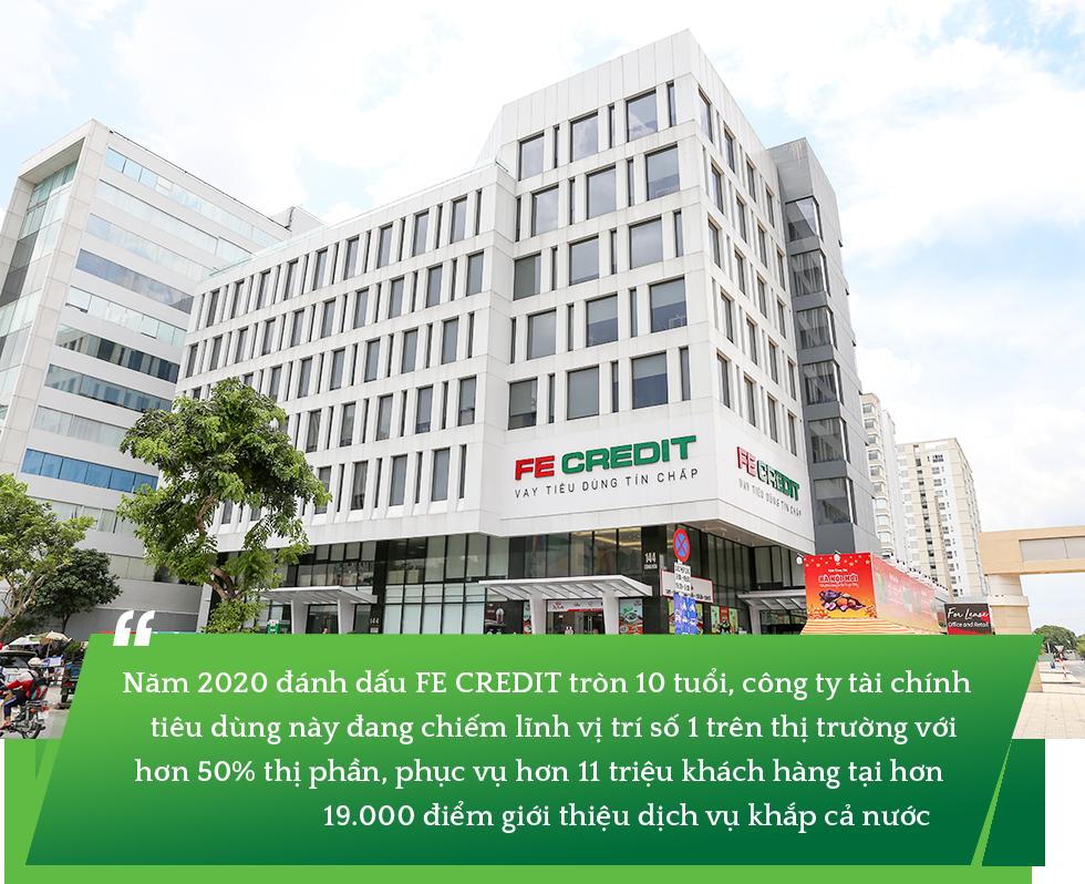 CEO Kalidas Ghose: 10 năm qua FE CREDIT chỉ mới thực hiện một phần nhiệm vụ, ngành tài chính tiêu dùng sẽ còn tăng gấp 2-3 lần hiện tại - Ảnh 2.