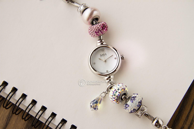 Đồng hồ Saga Charm, sản phẩm làm mê mẩn biết bao cô nàng - Ảnh 4.