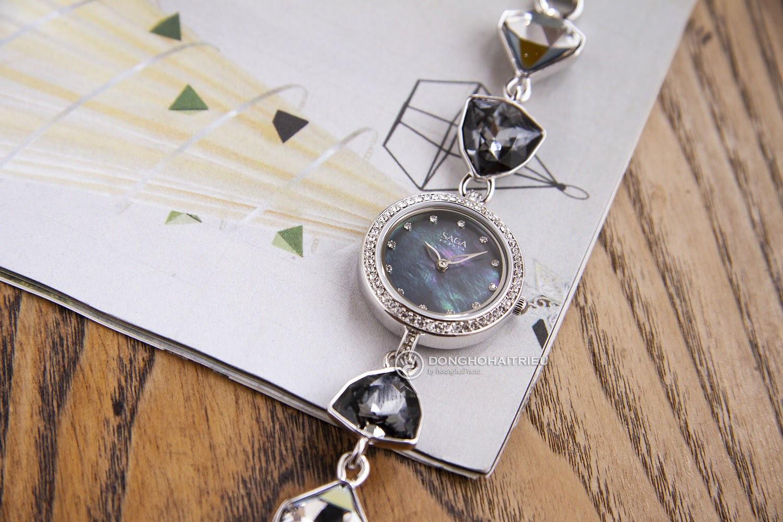Đồng hồ Saga Charm, sản phẩm làm mê mẩn biết bao cô nàng - Ảnh 5.