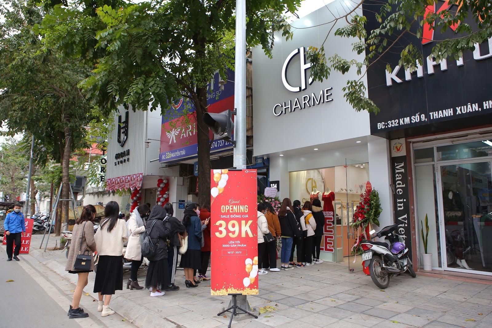 Charme Store - Thương hiệu váy công chúa làm điên đảo giới trẻ Hà thành - Ảnh 4.