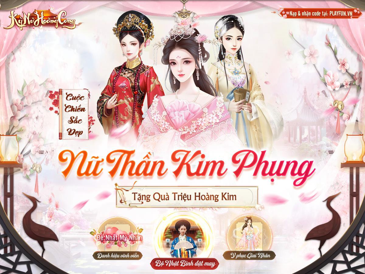 Mãn nhãn với dàn mỹ nhân xuất hiện trong Kỳ Nữ Hoàng Cung Photo-1-1611033655846664745754