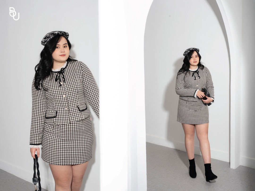 """7 outfit xinh áp đảo dành cho nàng mũm mĩm, cứ diện là nhan sắc """"lên hương"""" trông thấy - Ảnh 2."""