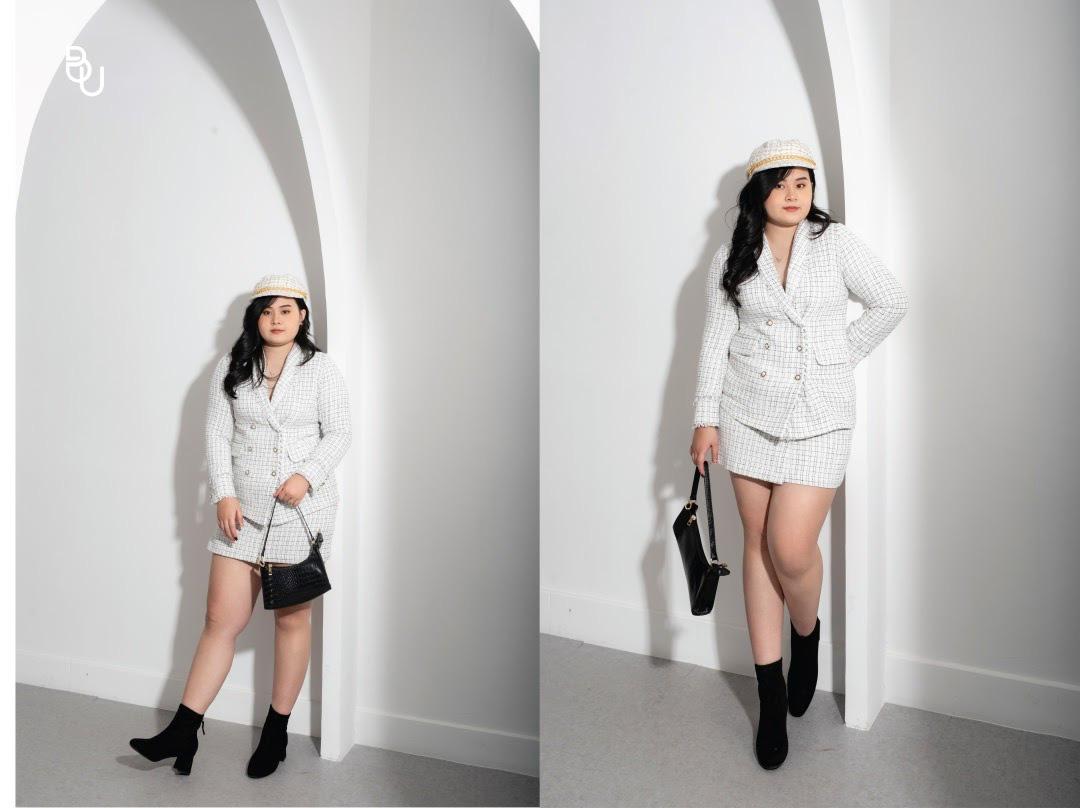 """7 outfit xinh áp đảo dành cho nàng mũm mĩm, cứ diện là nhan sắc """"lên hương"""" trông thấy - Ảnh 3."""