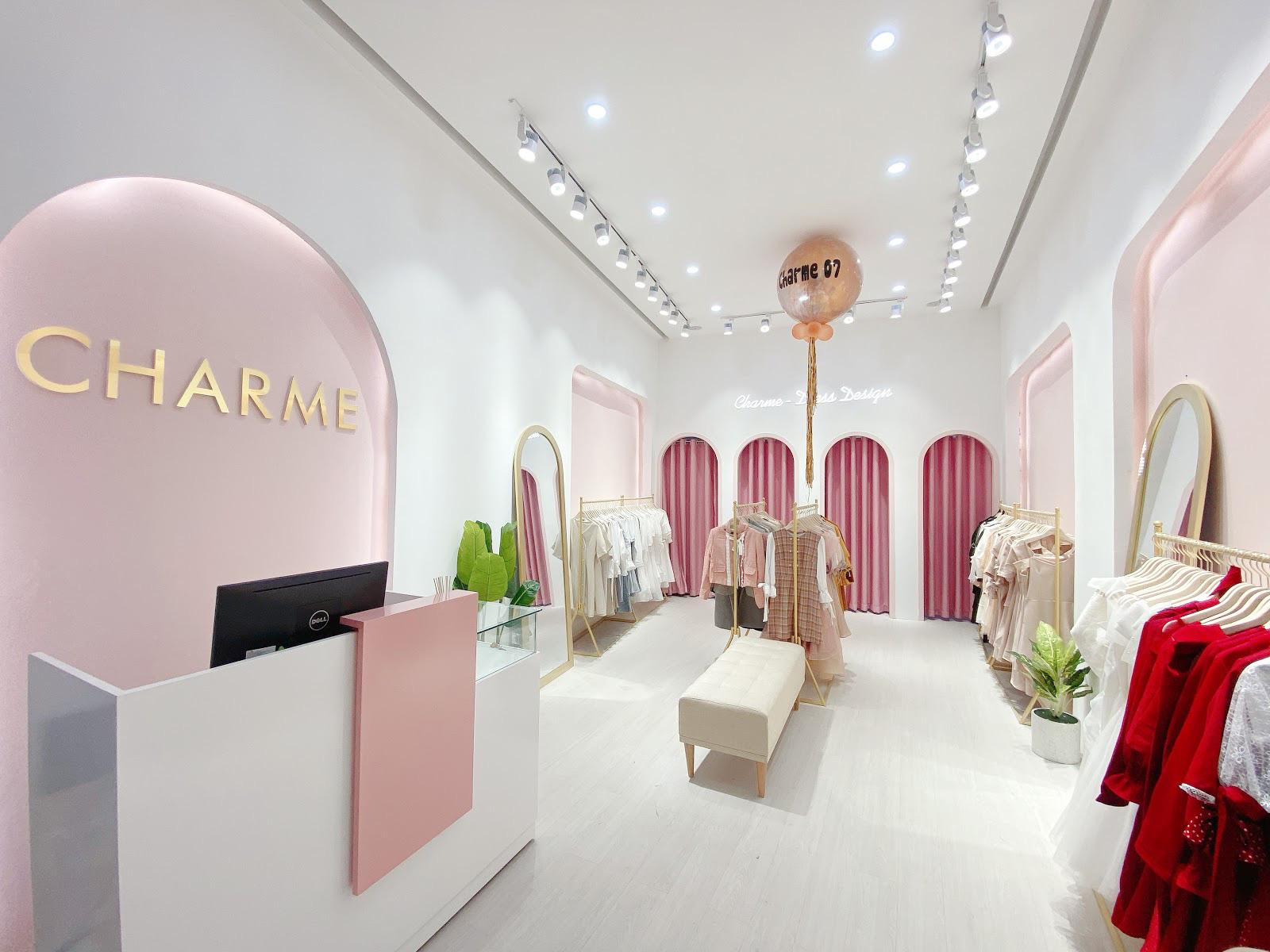 Charme Store - Thương hiệu váy công chúa làm điên đảo giới trẻ Hà thành - Ảnh 1.