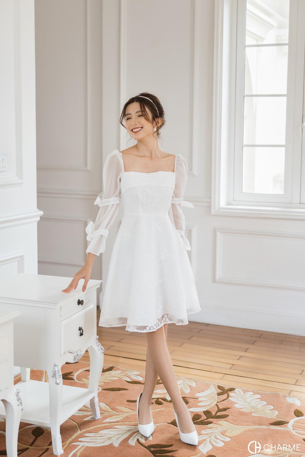 Charme Store - Thương hiệu váy công chúa làm điên đảo giới trẻ Hà thành - Ảnh 2.