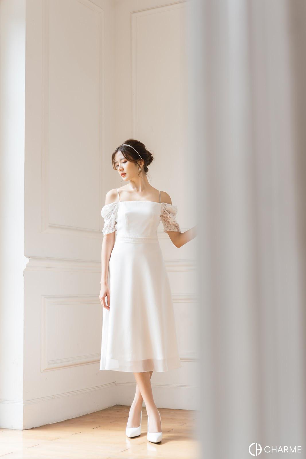 Charme Store - Thương hiệu váy công chúa làm điên đảo giới trẻ Hà thành - Ảnh 3.