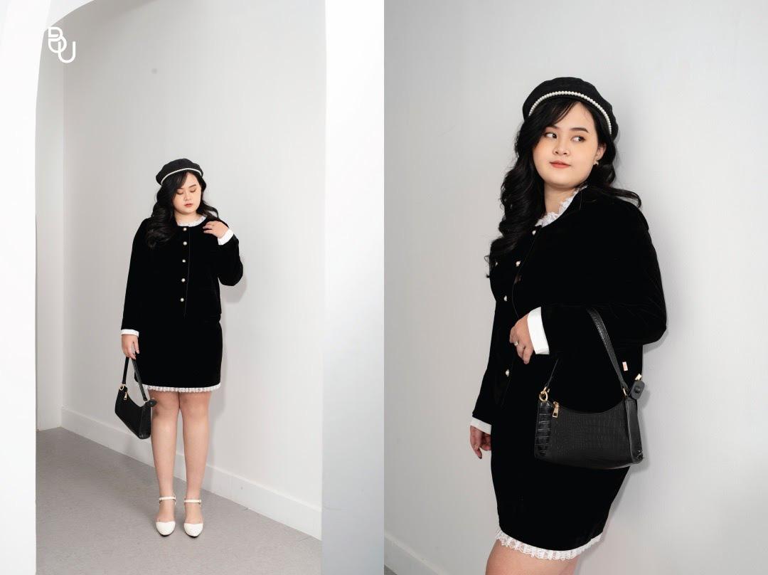 """7 outfit xinh áp đảo dành cho nàng mũm mĩm, cứ diện là nhan sắc """"lên hương"""" trông thấy - Ảnh 5."""