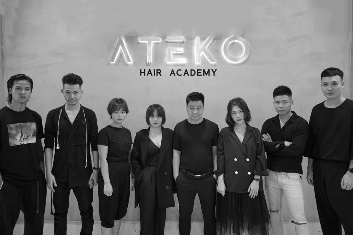 Ateko hair Academy - nơi sở hữu đường kéo sạch hàng đầu Việt Nam - Ảnh 4.