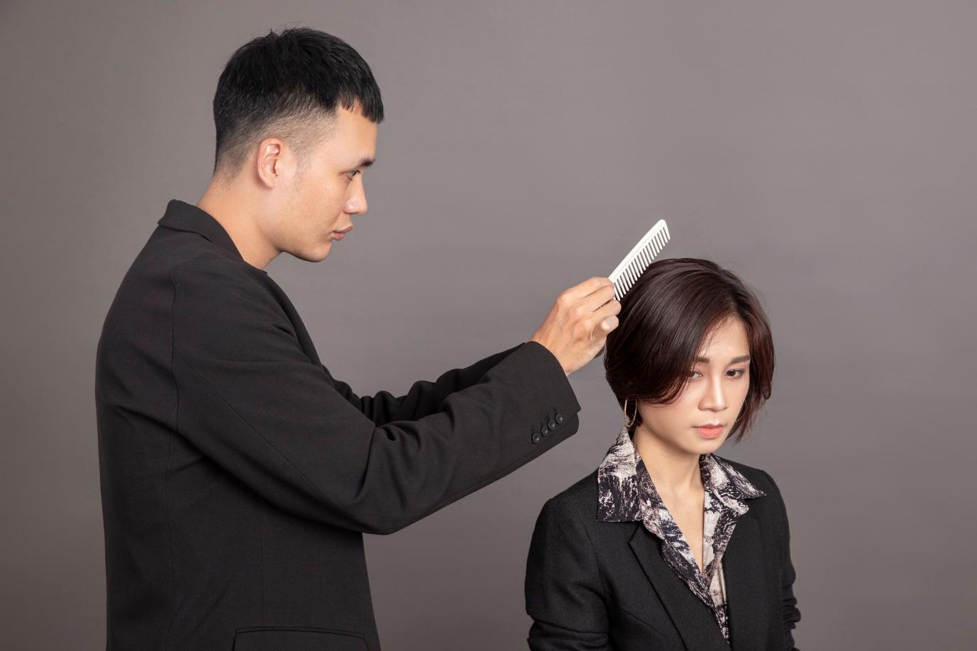 Ateko hair Academy - nơi sở hữu đường kéo sạch hàng đầu Việt Nam - Ảnh 5.