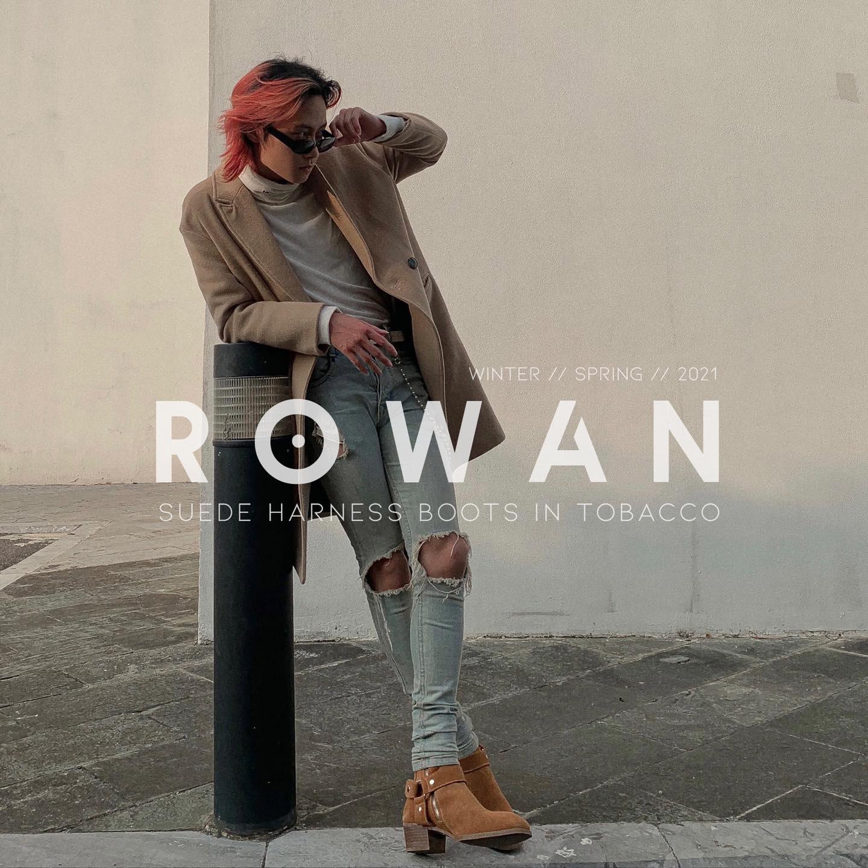 """Lý giải sức hút của những đôi boots da """"thần thánh"""" tại Rowan - Ảnh 1."""