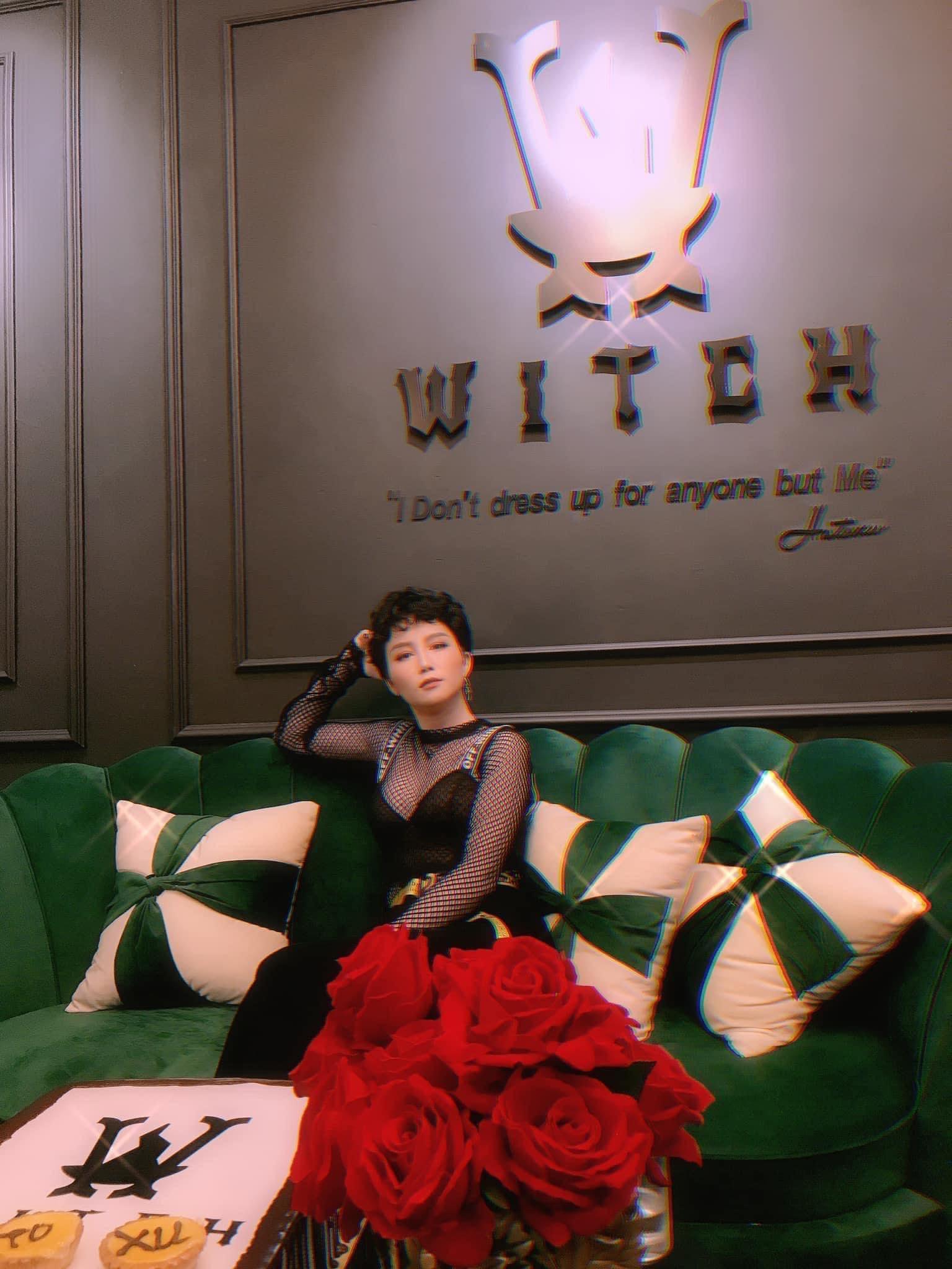 """Các tín đồ thời trang Việt """"rần rần"""" với thương hiệu thời trang thiết kế Witch by Hatoxu - Ảnh 1."""