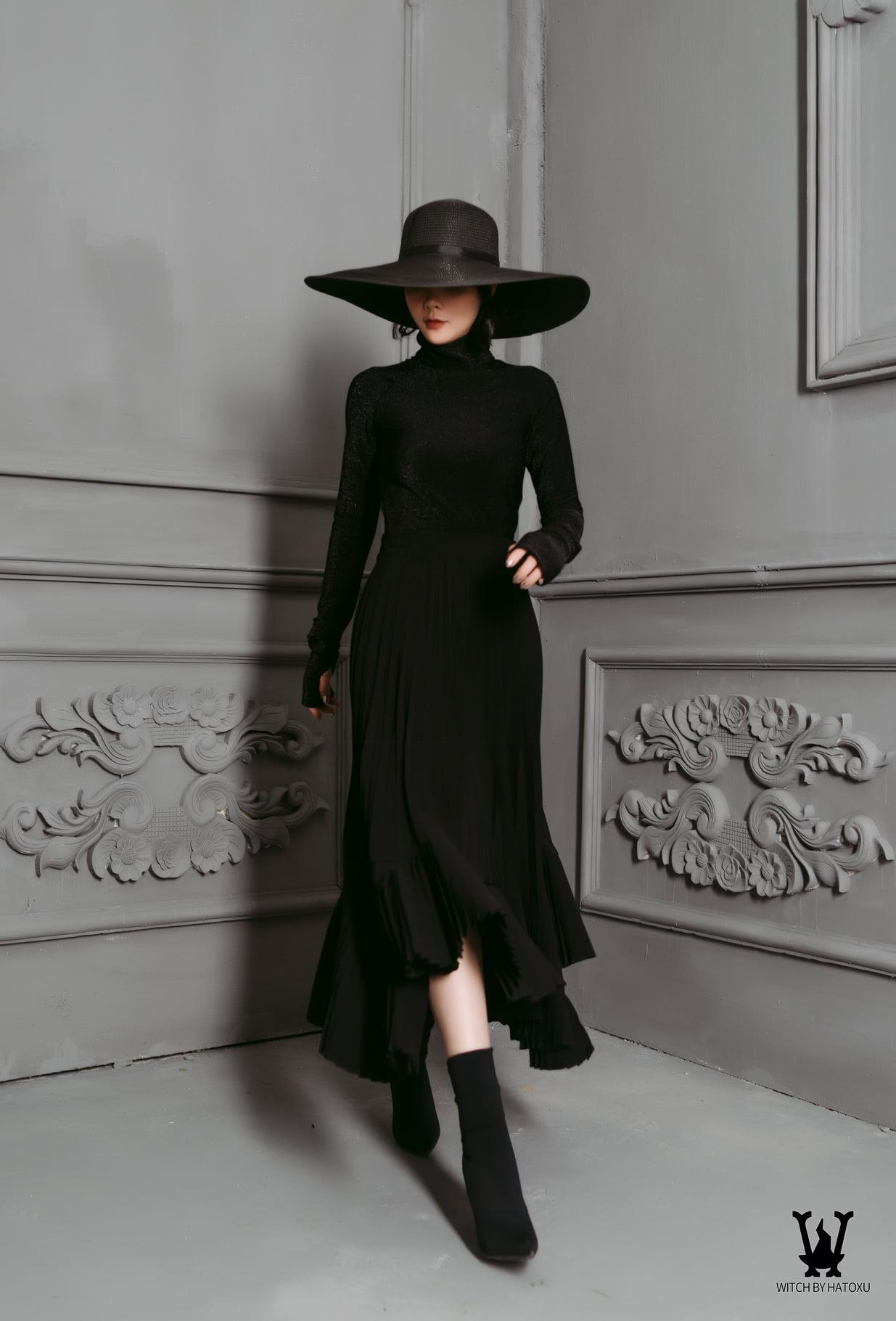 """Các tín đồ thời trang Việt """"rần rần"""" với thương hiệu thời trang thiết kế Witch by Hatoxu - Ảnh 3."""