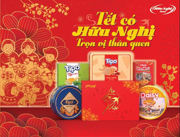 Sắm Tết online nhận ngàn ưu đãi từ Hữu Nghị Food - Ảnh 1.