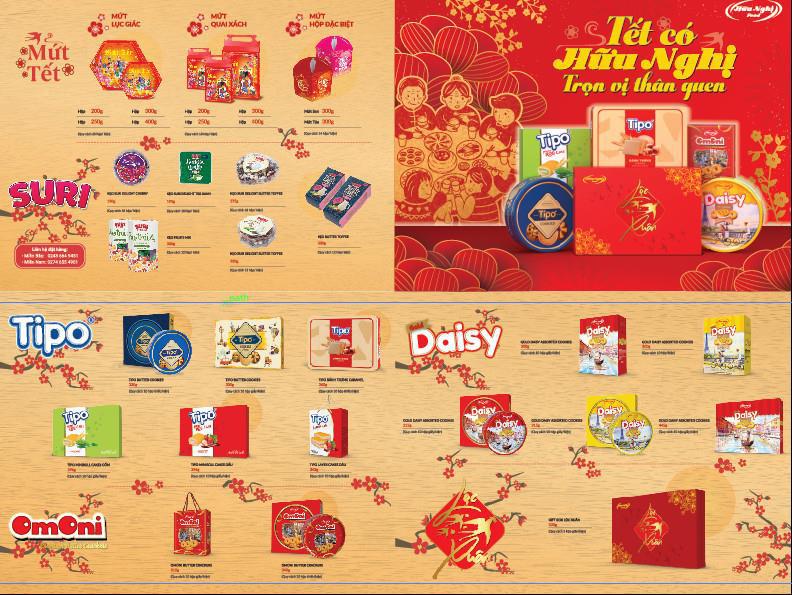 Sắm Tết online nhận ngàn ưu đãi từ Hữu Nghị Food - Ảnh 2.
