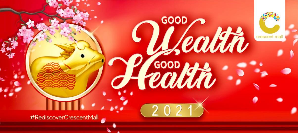 Hân hoan đón năm mới 2021 an khang thịnh vượng cùng Crescent Mall - Ảnh 1.