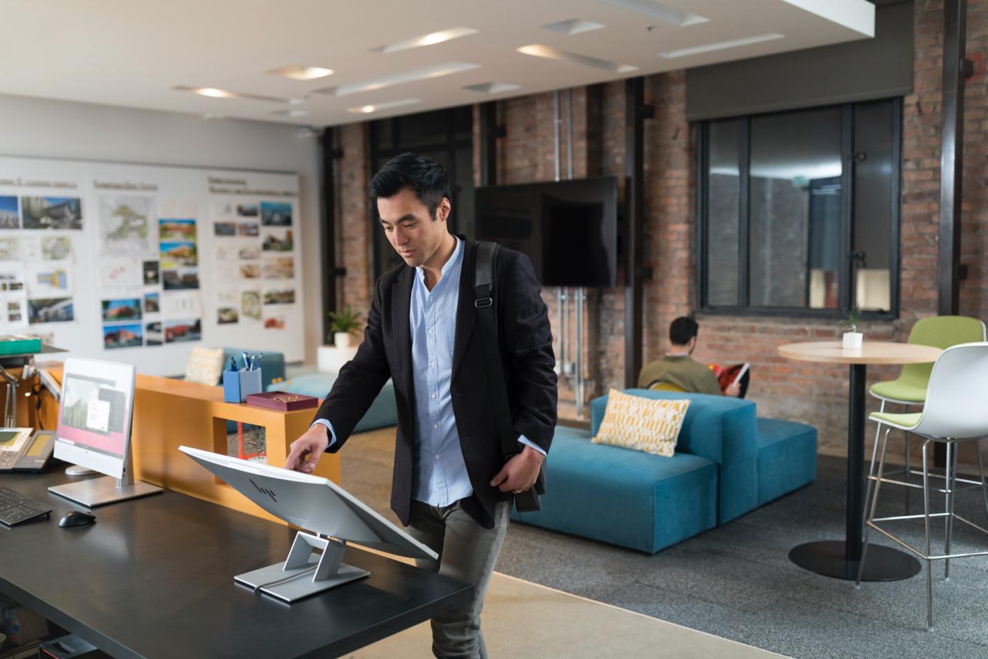 HP EliteOne 800 G6 AiO Touch: Sang trọng và hiệu năng – tất cả trong một - Ảnh 3.